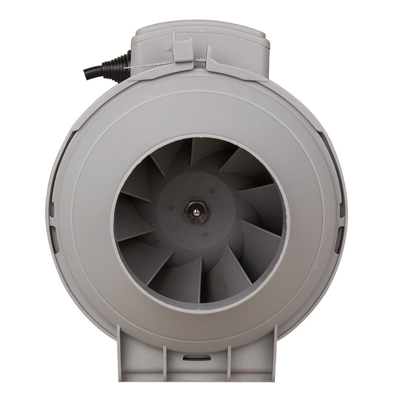 綠島風斜流管道風機-3