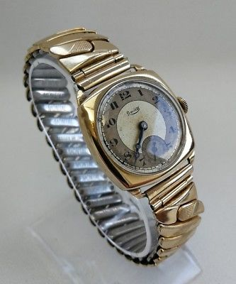 vintage-1942-limit-iii-solid-9-ct-gold-dennison-cushion-mechanical-wrist-watch