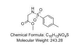 對甲苯磺酰甘氨酸甲酯