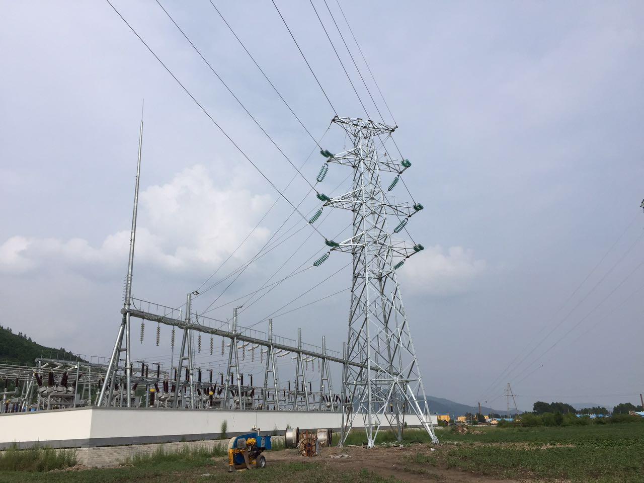 內蒙古呼倫貝爾根河-克一河-吉文-阿里河110千伏輸變電工程