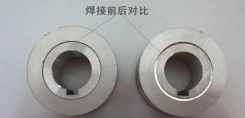 激光焊接加工对比