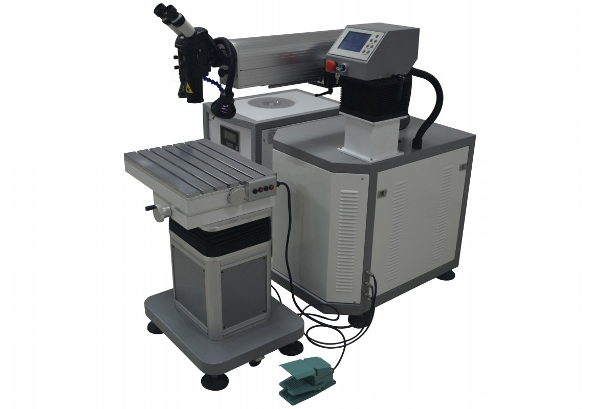 模具激光焊接机