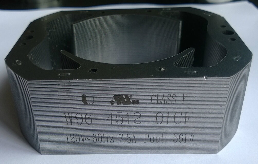 碳鋼激光打標加工