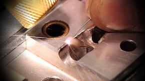 模具激光烧焊