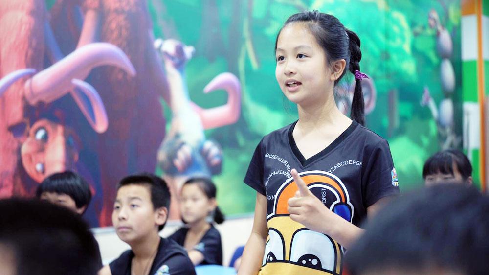 金莎娱乐美语:三年级才开英语课,早学英语到底好不好