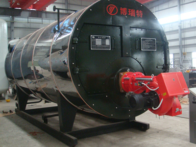 燃油-氣鍋爐