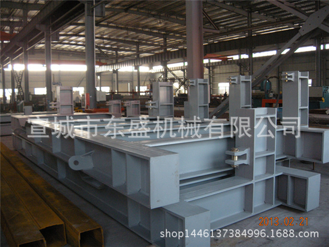 廠房倉庫貨場鋼結構加工
