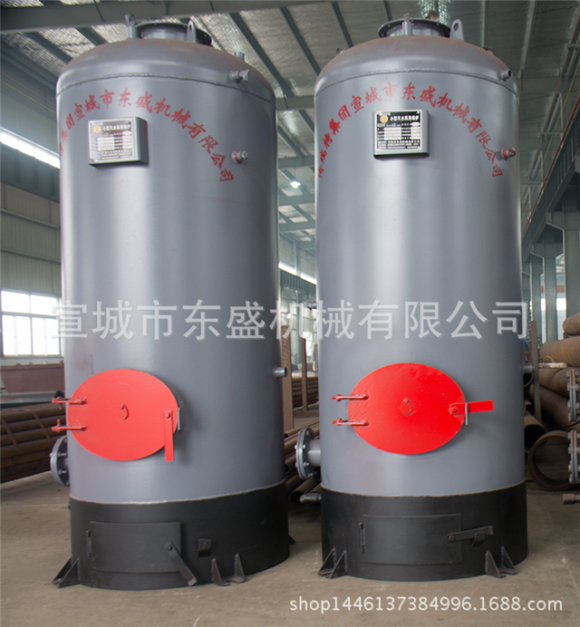 小型汽水節能無需辦證生物質顆粒LSG鍋爐2