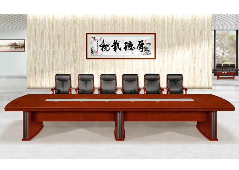 實木會議桌13