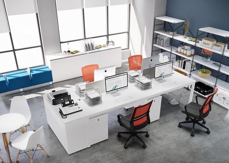 直臺辦公桌52