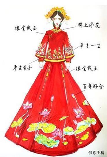 我院副院长、服裝系主任蔡美月惊艳亮相2016年北京国际时装周