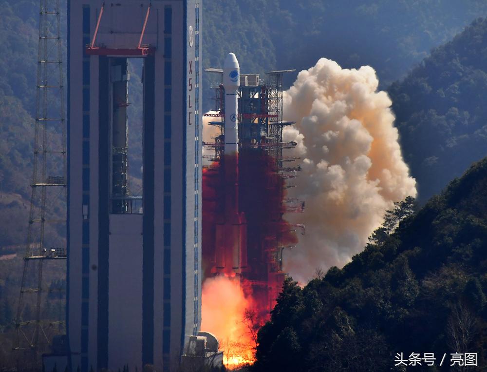 千亿pt客户端飞天再获大捷,我国成功一箭双星发射两颗千亿pt客户端导航卫星1