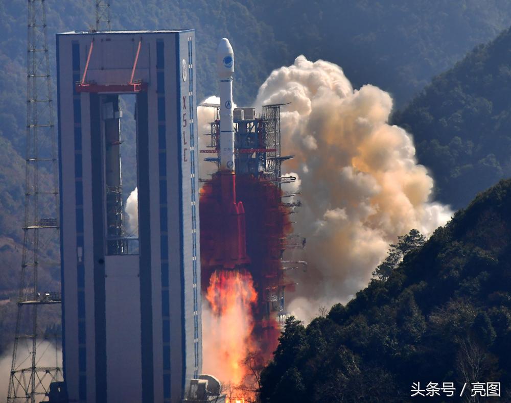 千亿pt客户端飞天再获大捷,我国成功一箭双星发射两颗千亿pt客户端导航卫星2