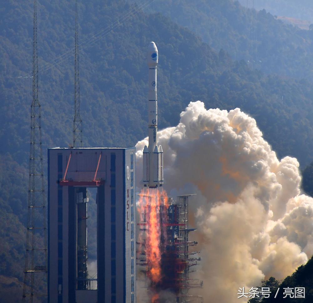 千亿pt客户端飞天再获大捷,我国成功一箭双星发射两颗千亿pt客户端导航卫星3