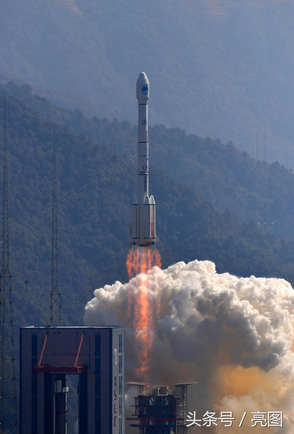 千亿pt客户端飞天再获大捷,我国成功一箭双星发射两颗千亿pt客户端导航卫星4