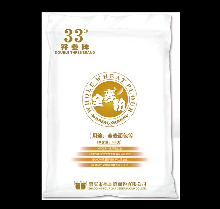33全麦粉