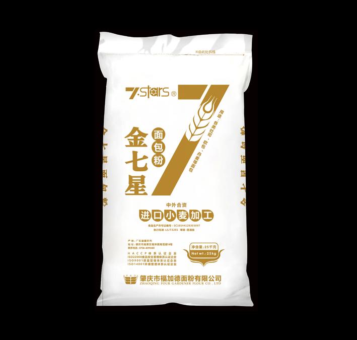 金七星面包粉