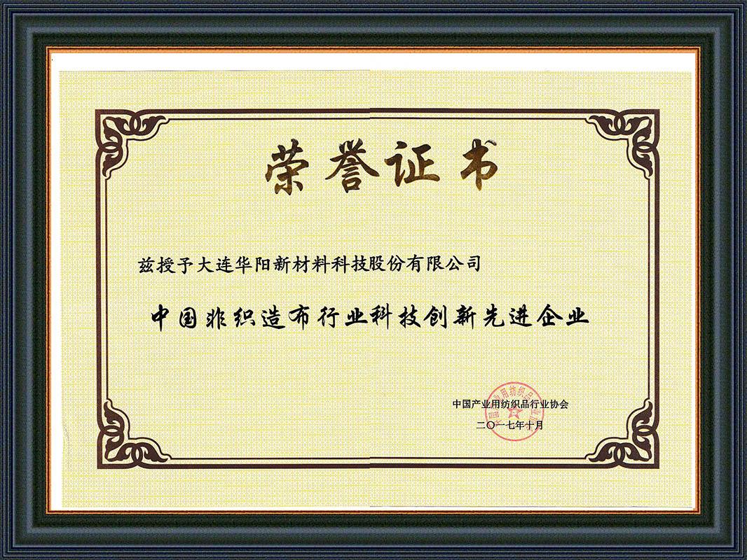 21-2017-中國非織造布行業先進企業