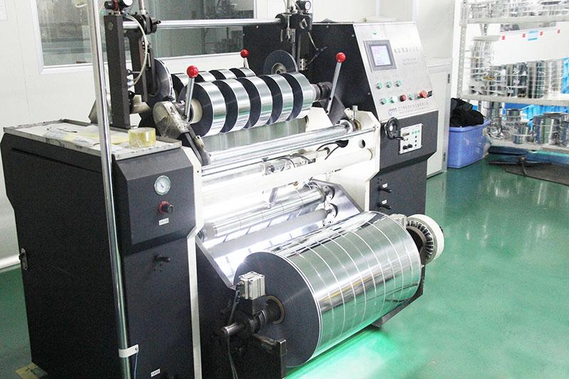 電容薄膜分切機