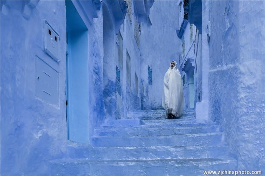 《Bluememory》作者:张晓民