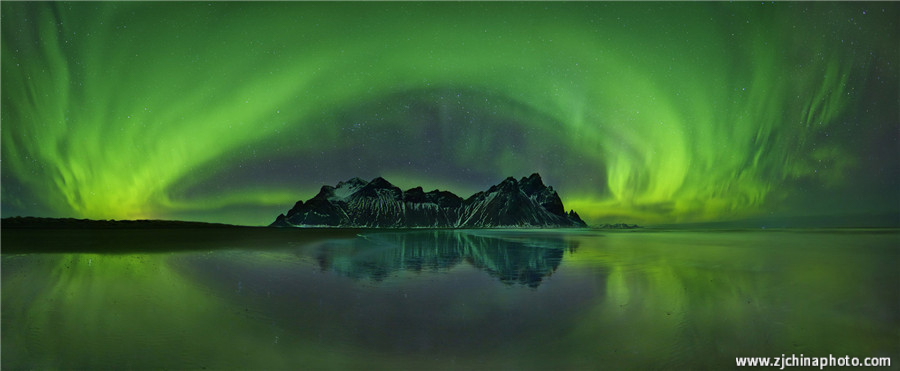 《IcelandAurora》作者:陈明辉