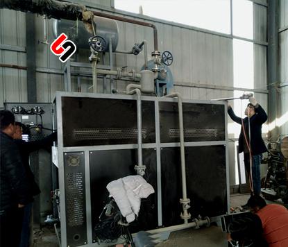 天燃氣模溫機2