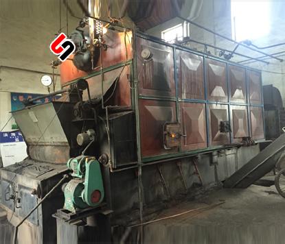 鍋爐改造生物質4