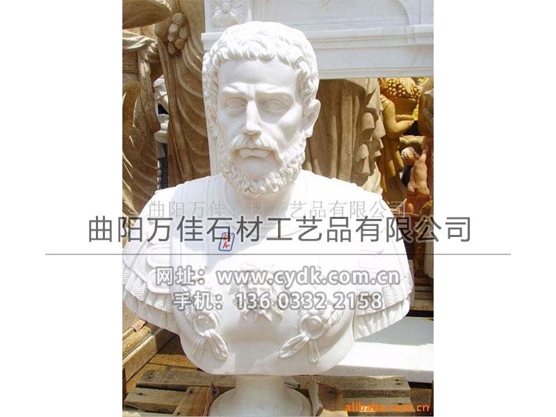 胸像雕塑-1003