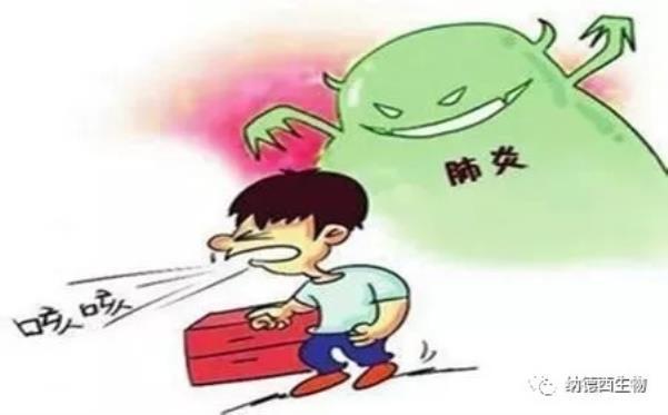 呼吸健康丨流感高发季,警惕儿童咳嗽变肺炎!