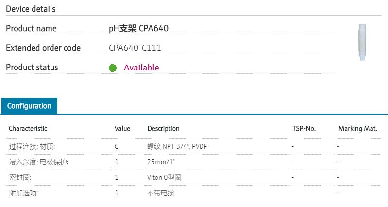 CPA640-C111