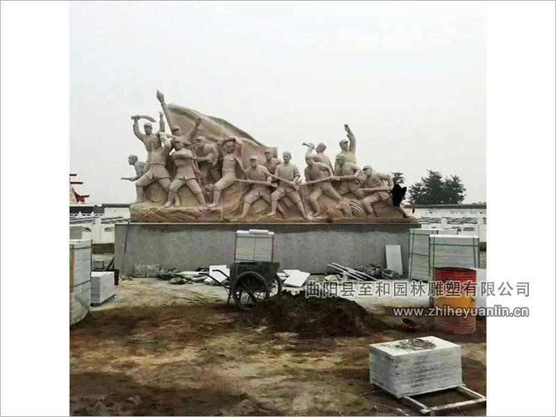 河北省高邑县烈士陵园工程-GCSD-1028-01