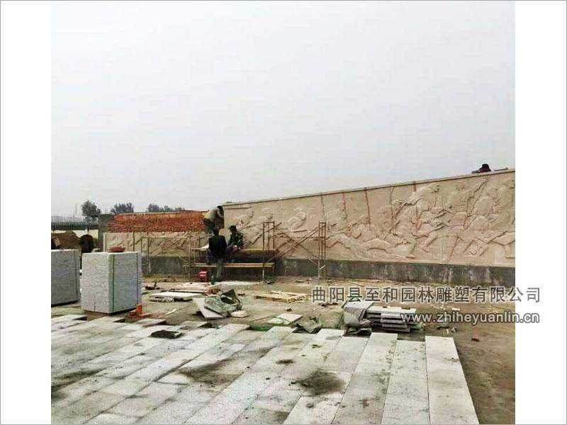 河北省高邑县烈士陵园工程-GCSD-1028-03