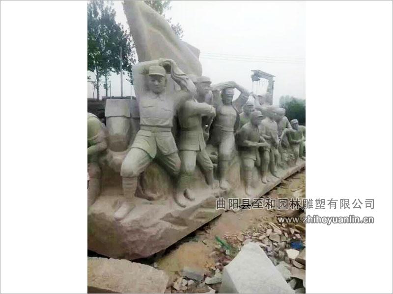 河北省高邑县烈士陵园工程-GCSD-1028-0500