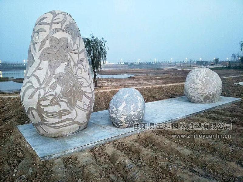 山东菏泽-园林雕塑-工程案例-1006