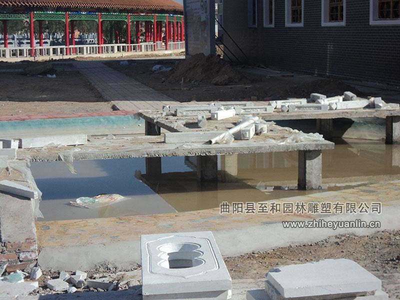 山西大同-浩海集团-石栏杆-工程-1012