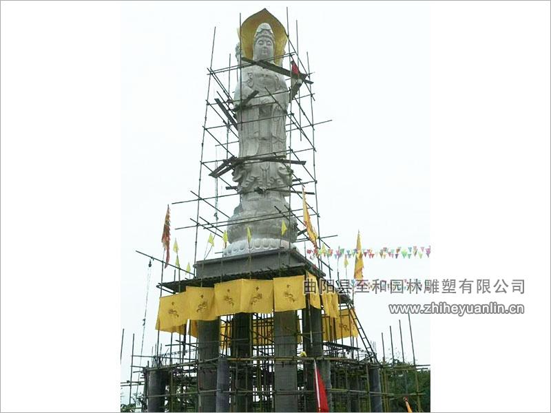 山西原平-三面观音工程-1002