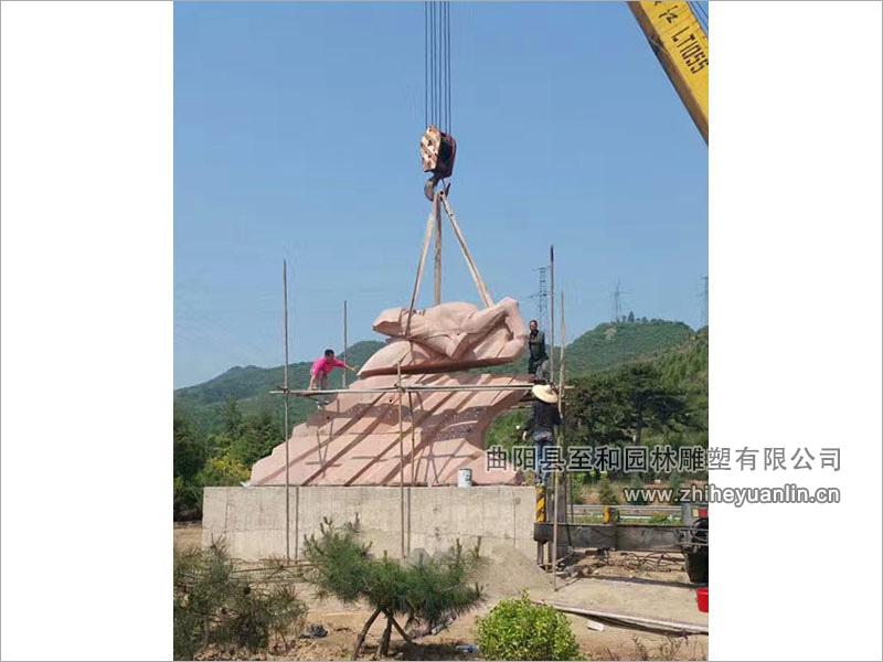 山西左權縣-民政局陵園工程-2003