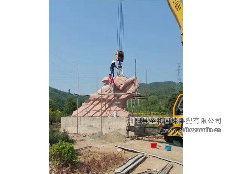 山西左權縣-民政局陵園工程-2004