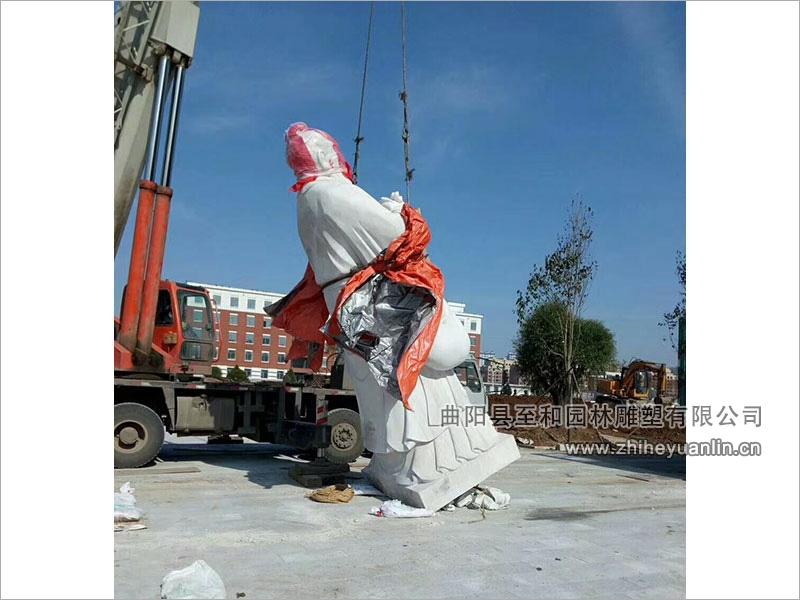 雄安新區-校園雕塑工程-1001