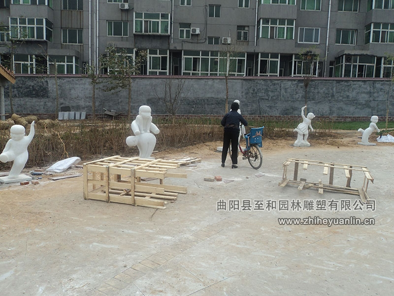 赞皇-儿童公园-雕塑工程-1004