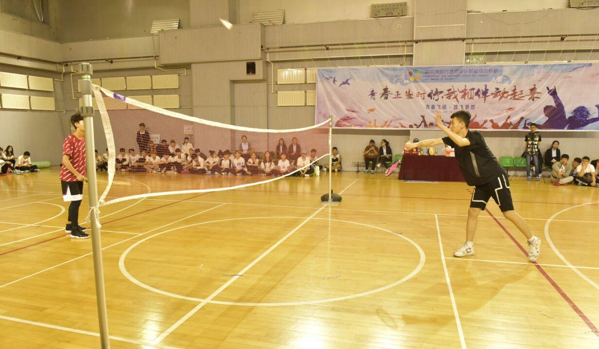 男子羽毛球1