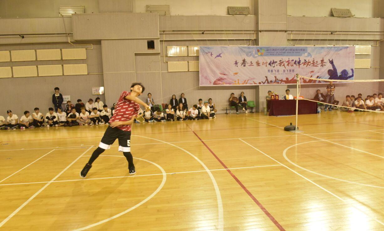 男子羽毛球2