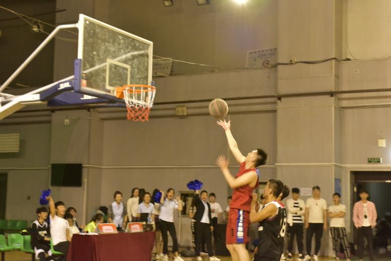 师生篮球互动1