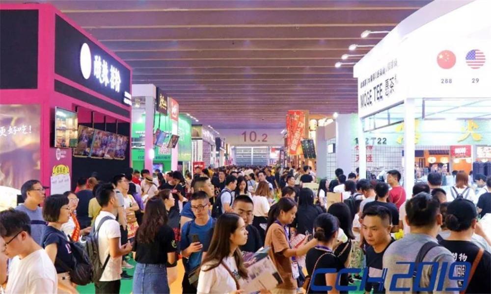 深圳餐饮加盟展览会2020