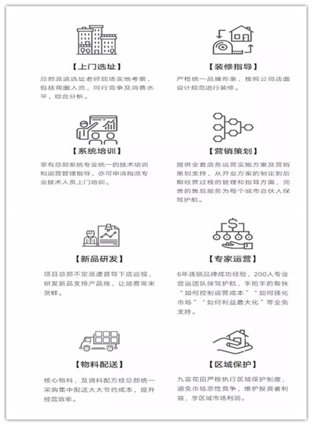 2019广州餐饮加盟展-广州餐饮加盟展览会-九亩花田加盟优势