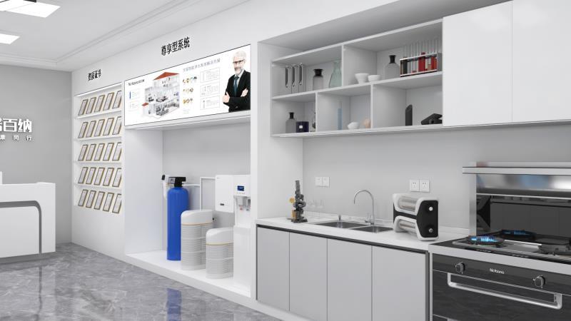 净水器展示柜