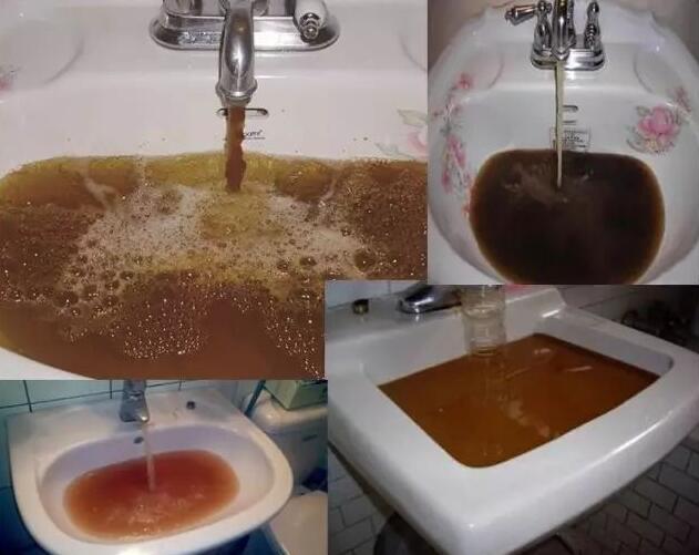 自来水污染
