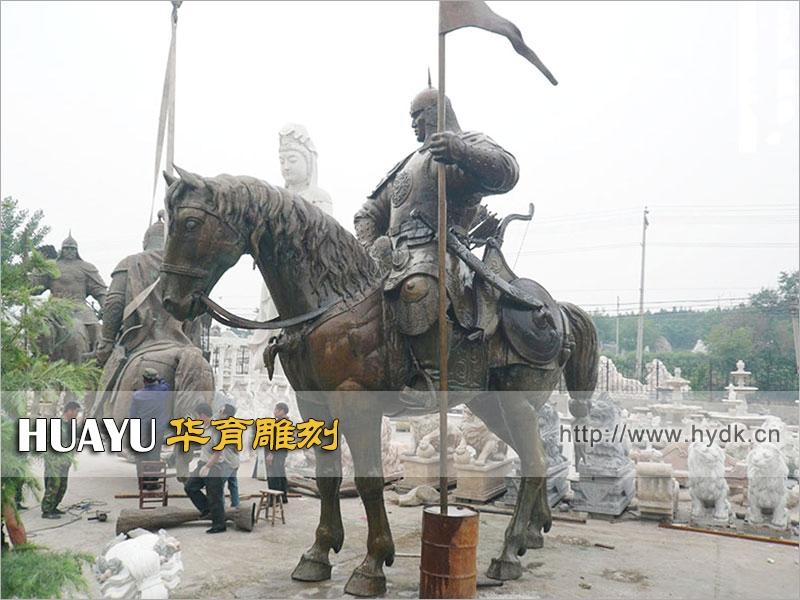 铜雕人物-哈萨克斯坦政府工程-TGC-1001