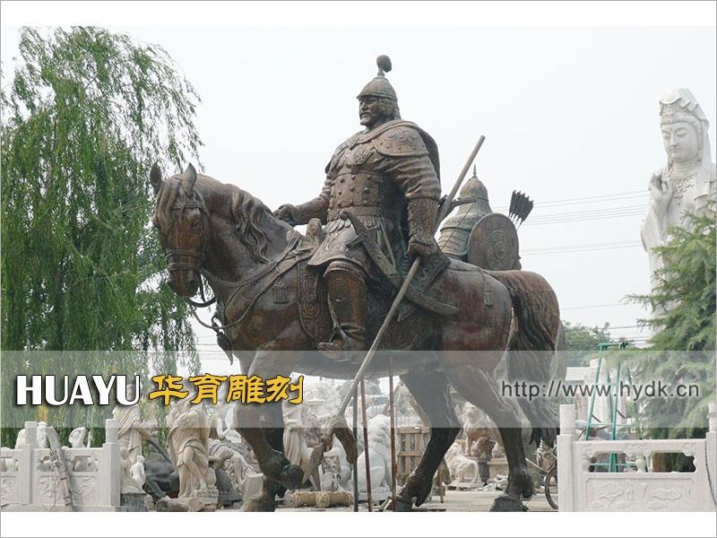 铜雕人物-哈萨克斯坦政府工程-TGC-1004
