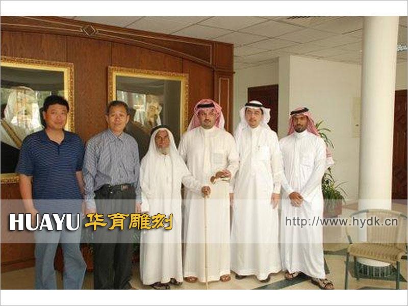 铜雕-沙特政府工程-TGC-1002-01